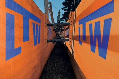 Velkoplošné pažící systémy LTW